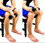 Dunsborough Physio Exercises Wrist Flexor Curls