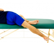 Dunsborough Physio ITB stretch