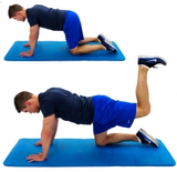 Dunsborough Physio Exercises Hip Extension