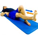 Dunsborough Physio Exercises core leg extension