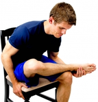 Dunsborough Physio Piriformis Stretch