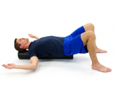 Physio Exercises - Foam Roller Chest Stretch