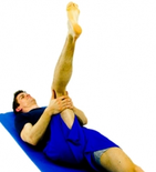 Dunsborough Physio hamstring stretch exercise