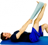Dunsborough Physio Hamstring Stretch