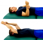 Dunsborough Physio Exercises Shoulder Flexion