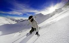 snowboarding injury management - physio help