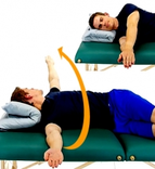 Dunsborough Physio Exercises - Thoracic Rotation