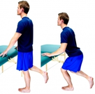 Dunsborough Physio Exercises - single leg squat