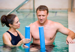 Hydrotherapy supplied by Dunsborough Physiotherapy Centre