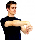 Dunsborough Physio Exercises Wrist Extensor Stretch