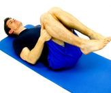 Dunsborough Physio Rehab - lumbar flexion exercise