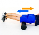Physio Exercises - Foam Roller quads