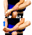 Dunsborough Physio Exercises Ankle Inversion