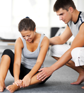 Injury management - RICER - physio advice