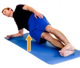 Dunsborough Physio Side Plank Exercise
