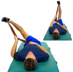 Physio exercises Dunsborough lower limb neural stretch