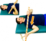 Dunsborough Physio Exercises Shoulder External Rotation