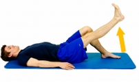 Dunsborough Physiotherapy - Straight Leg Raise exercise