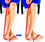 Dunsborough Physio Exercises - ankle inversion