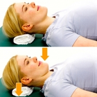 Dunsborough Physio exercises - chin retraction