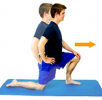 Dunsborough Physio hip flexor stretch
