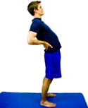 Dunsborough Physio Exercises Standing Lumbar Extension