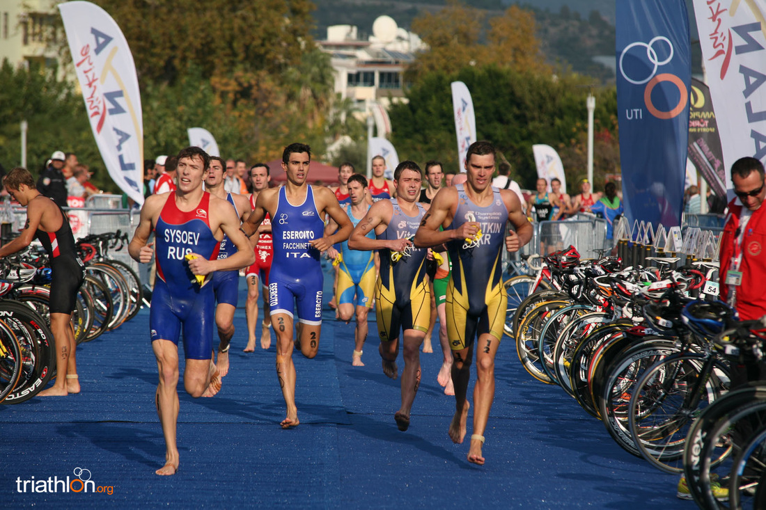 triathlon - Ben Liston physiotherapist info
