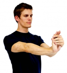 Dunsborough Physio Exercises Wrist Flexor Stretch