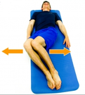 Dunsborough Physiotherapy Exercises - Lumbar Rotation