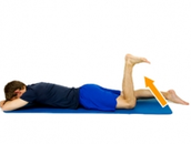 Dunsborough Physio Exercises Hamstring Curls Prone