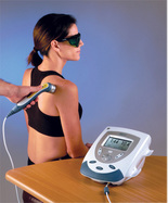 Laser treatment - Dunsborough Physiotherapy Centre