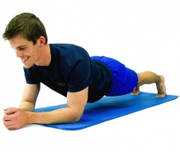 Dunsborough Physio core strengthening exercises